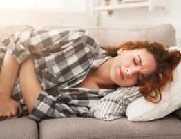 Reizdarm, Reinzdarmsyndrom, Bauchschmerzen, Bauchbeschwerden