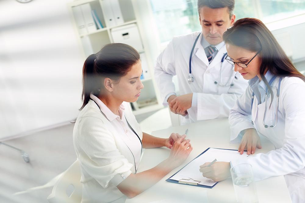 Klinische Studien Prüfzentrums Anfrage